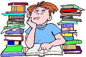 Image result for too much homework assignments