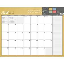 Calendar 2015 June July Shop 22 Inch Bible Verse July 2015 June 2016 Desk Blotter Calendar