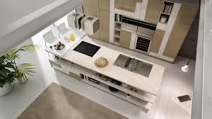 Kitchen Island Open Shelves Kitchen Unique Kitchen Cabinets Nice Geometric Faces Modern