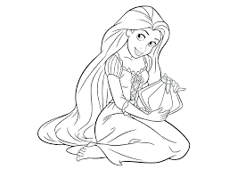Barbie Coloring Pages Free Barbie Princess Coloring Page Barbie