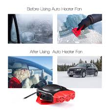 <b>VETOMILE 2 In 1</b> 12V 150W Car Defogger Auto Heater Fan With ...