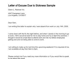 Doctors Note For The Flu Letter Of Excuse