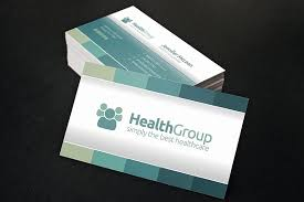 82 Standard Business Card Template Healthcare In Word With Business