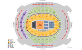 Madison Square Garden View Seating Chart