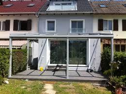 Terrassenüberdachung Nach Maß Für Reihenhaus österreich
