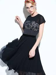 Aliexpress Com Buy Sisjuly Women Dress A Line Pullover Dress