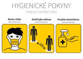 Čestné vyhlásenie a hygienické opatrenia na FRI UNIZA | Fakulta Riadenia a  Informatiky - Žilinská Univerzita