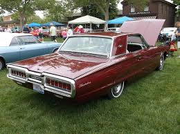 Car Show Classic: 1965 Ford Thunderbird–Unique in All the World