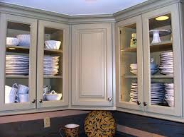 mirrored kitchen cabinets cupboard doors cabinet inserts decorative glass for white