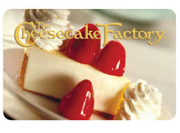 cheesecake factory gift cards