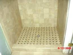 kbrs shower pan installation tile basin installation shower base how to a floor without pan carpet 4 x slope install