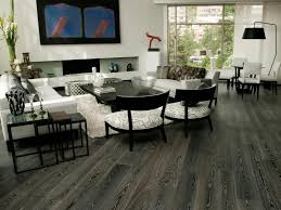 Grey Laminate Flooring For Modern Livng Room