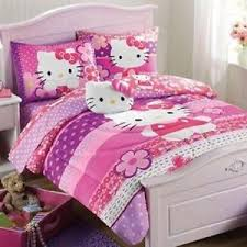 hello kitty bedroom furniture. hello kitty bed set full bedroom furniture o