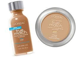 l oreal true match super blendable makeup foundation
