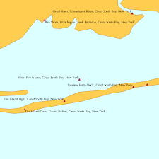 West Fire Island Great South Bay New York Tide Chart