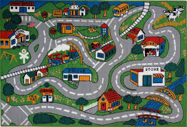 fun rugs children s time collection country com comfortable road rug magnificent 2