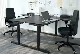 office workstations desks. Ikea Office Workstations Of Best Collection In Black Desk Home Furniture Ideas With . Desks E