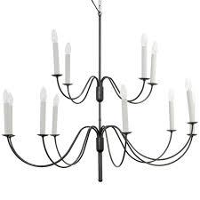 Großer Filigraner Leuchter Mit Kerzen Brennstellen Aus