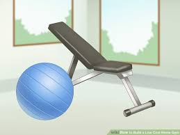 image titled build a low cost home gym step 13