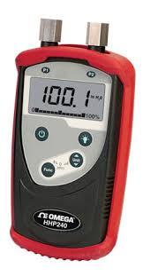 digital manometer. digital manometer n