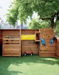 Backyards For Kids 15 Modern Playhouses For Cheerful Backyards