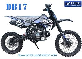 tao db17 125cc manual free shipping pit dirt bike powersports distro