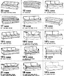 Upholstery Chart Emily Ann Interiors