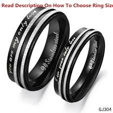 1PCS <b>Fashion</b> Jewelry Simple <b>Style</b> Mens OR Womens 316L ...