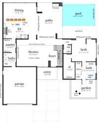 Modern Beach House Plans Inspirations Including Contemporary Floor Images