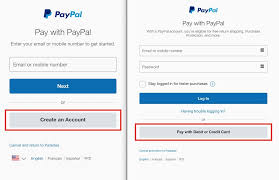 Paypal's rewards card (yet to launch) 20.99% p.a. How To Pay Without A Paypal Account