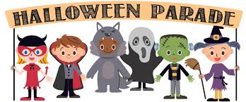 Image result for halloween parade images