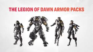 Light Of The Legion Anthem Anthem Legion Of Dawn Edition Trailer Reveals New Armor And