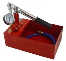 Pompa Manuala De Testat Instalatii 25 Bar Basic Everpro Neasamblata