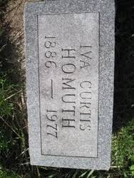 Iva A Curtis Homuth (1887-1977) - Find A Grave Memorial