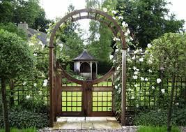 top tips on choosing a garden gate