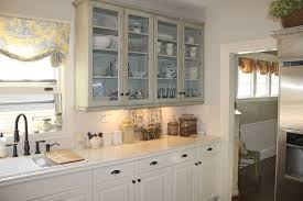 French Country Kitchen Cabinets Kitchen Eclectic With Custom Paint French  Country. Image By: Arborwoods Manor