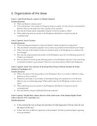 rodrigo duterte official research document 16