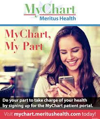 Mychart Meritus Health Hagerstown Md