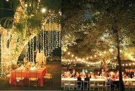 outdoor wedding lighting ideas. Wedding Lights Decoration Lighting Ideas Outdoors Easy Beautiful Outdoor On A Budget