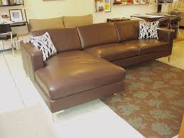 moroni leather sectional 520 3499