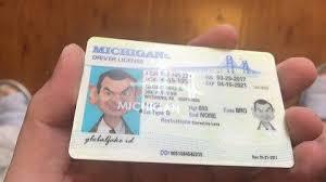 Sewage Water Lead Detroit Certificate Mi City Passport Certificate Flint Show Auto Fake State Motor Marriage Id License Cars Michigan
