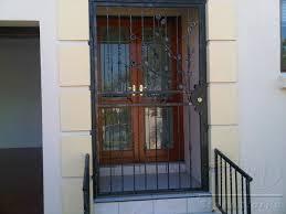 front door gate. Front Door Gate