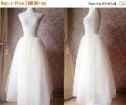 tulle skirt womens tulle skirt ivory white long tulle skirt maxi tutu skirt fashion wedding ballerina skirt bridesmaid skirt 2398698 weddbook