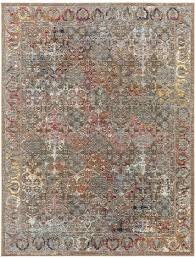 a flat weave rug grey taupe