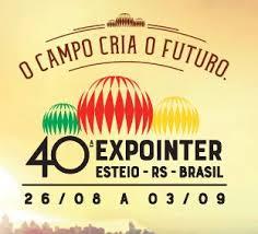 Resultado de imagem para logomarca da expointer 2017