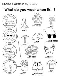 a017ed80a917791b7447d9600fb96a79 english class teaching english 17 best images about clothes on pinterest english, body parts on la ropa worksheet