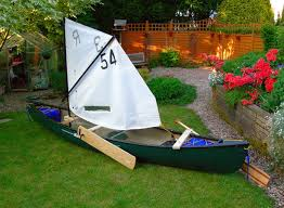 diy kayak sail for