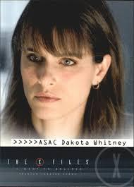 2008 X 档案我想相信#5 ASAC Dakota Whitney | eBay