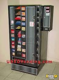 Soda Vending Machine For Sale Adorable Used Antares Snack And Soda Vending Machine Combo Vending Machine