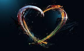 love image pc hd wallpaper flare